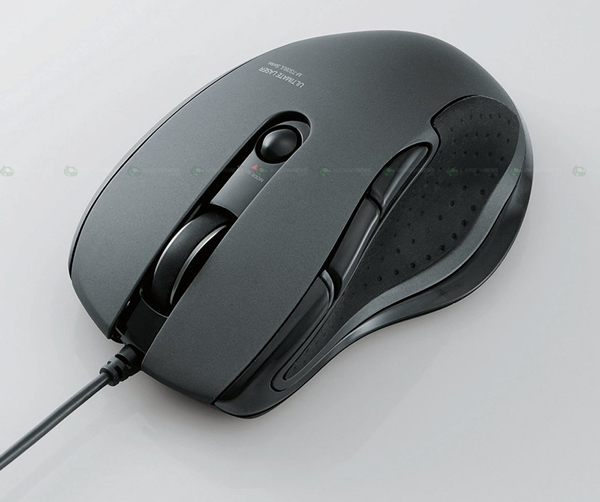 Elecom unveils chic and touch-panel compatible BlueLED Mouse and Ultimate Laser Mouse