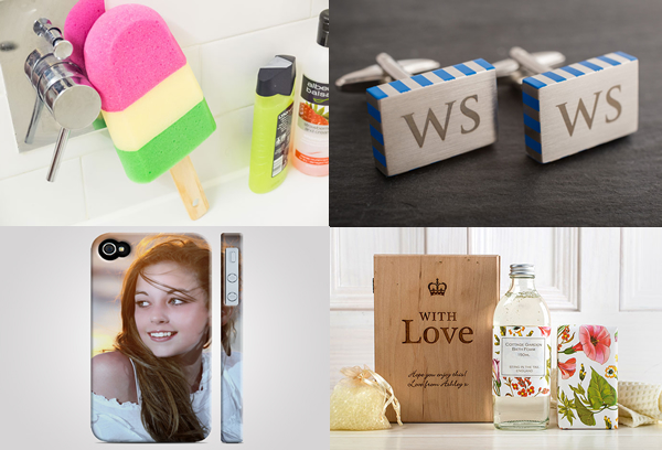 Top 5 recommendations for a personalized gift