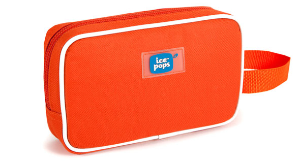 The Icepops Makeup Bag by Cool-it Caddy is a summer must-have