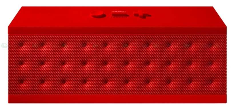 JamBox portable Bluetooth speaker ensures high-quality sound!