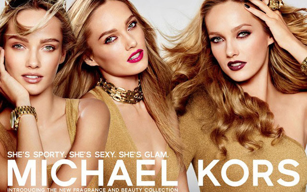 Michael Kors first make-up line is all about Sexy,Sporty and Glam