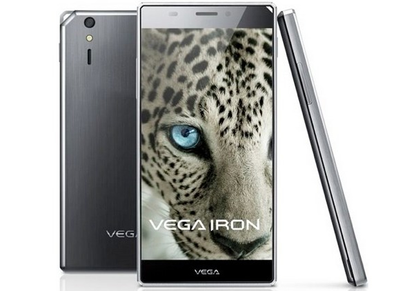 Pantech Vega Iron features the world's thinnest bezel on a smartphone!