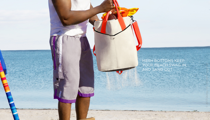 Shake: The most perfect beach tote ever