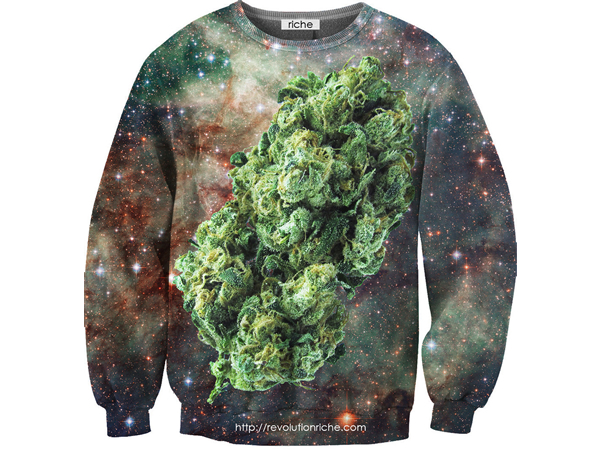 Sky High Unisex Crewneck for Sweater Lovers