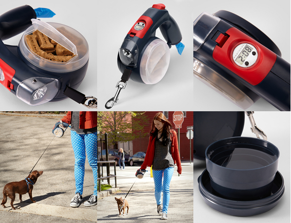 Smart Dog Leash: The all-in-one solution to all your dog walking needs