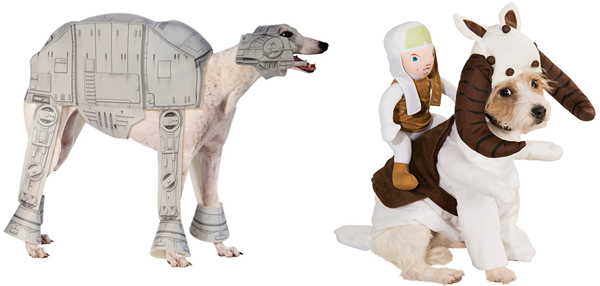 Dogs do it too…Awesome Star Wars Cosplay for your Furry Friend
