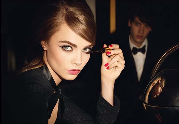 Yves Saint Laurent adds a Baby Doll line to their Mascara Volume Effet Faux Cils range