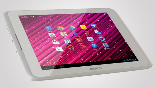 Archos announces the economical 80 Xenon tablet