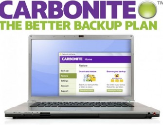 Carbonite Online Backup