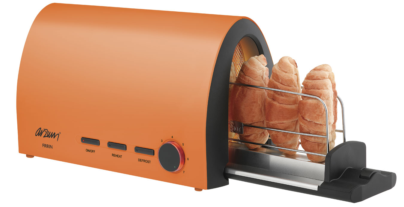 Firrin Toaster by Arzum is the Star of the Kitchen