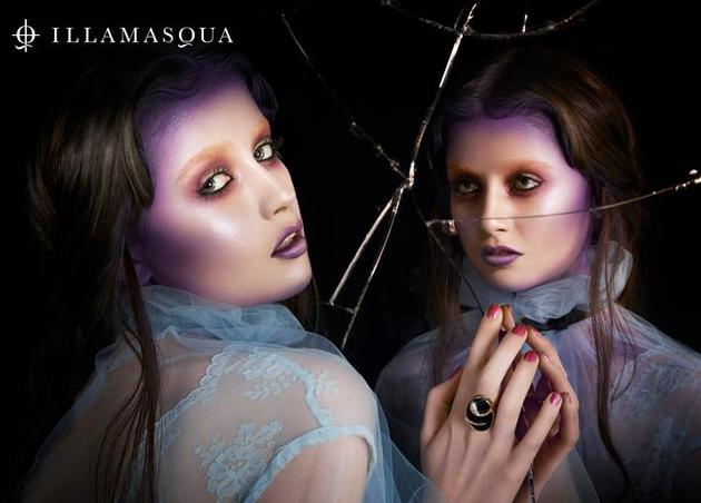 Illamasqua launches the spooky Paranormal Collection