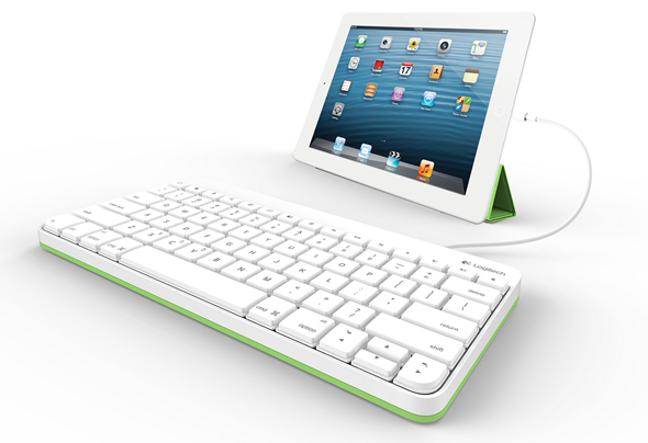 Logitech launches a Wired Keyboard for iPad aimed at schools and students