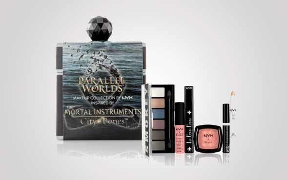 NYX's Mortal Instruments inspired Parallel World Makeup Collection