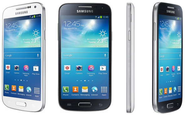 Встречайте Samsung Galaxy S4 mini!
