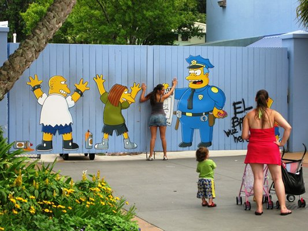 The new Simpsons Theme Park to open at Universal Studios Orlando this summer