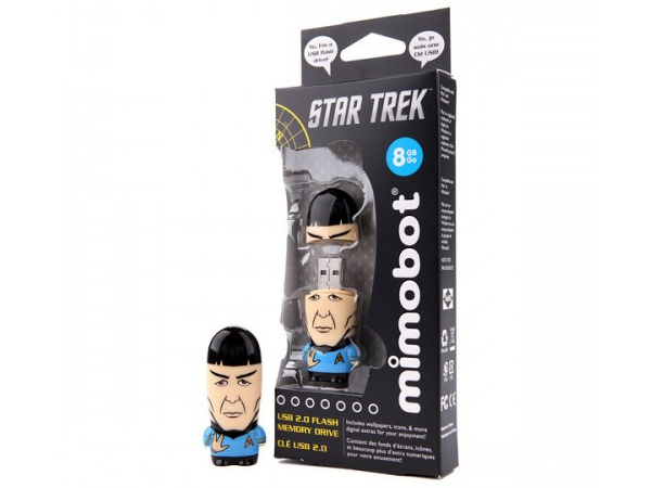 Star Trek Spock USB Drive: May your data live long and prosper