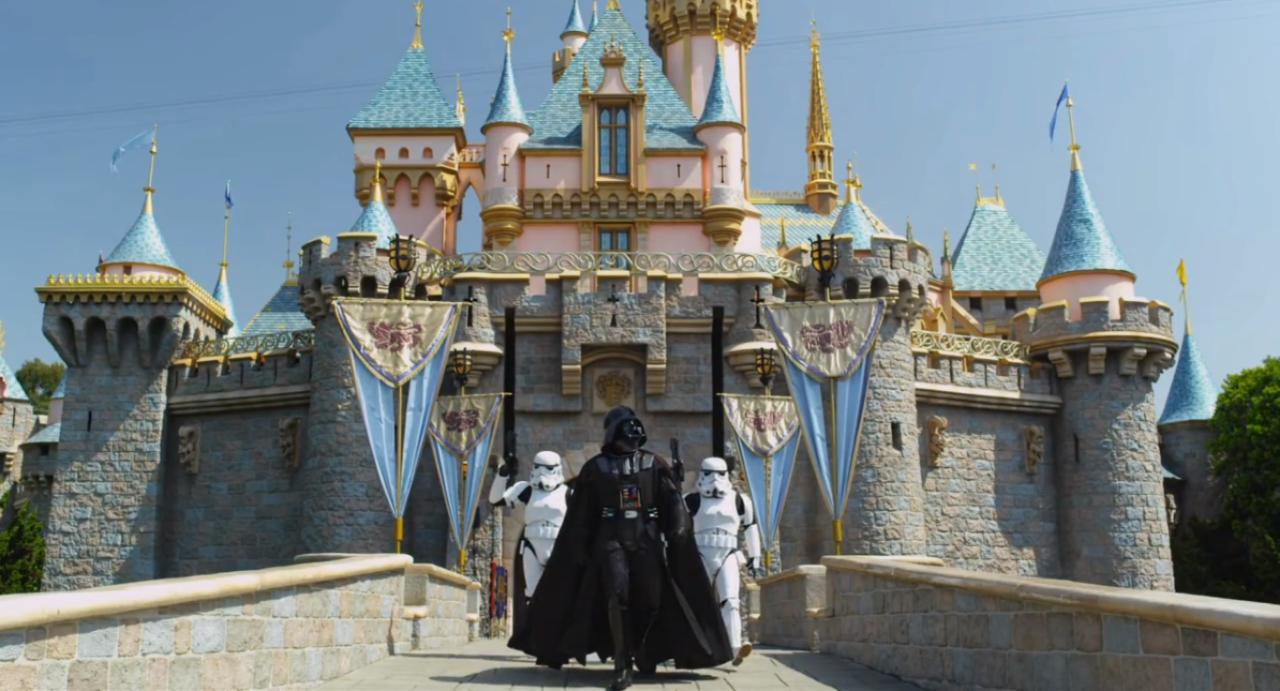Star Wars Theme Park to Open at Disney World Florida
