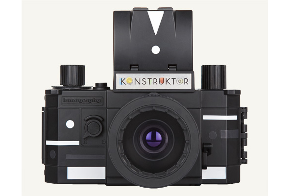 Lomography's DIY Konstruktor Kit is too Cool to Miss