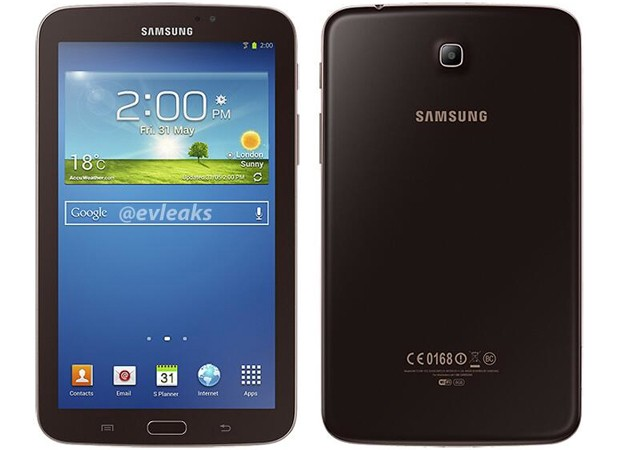 Coming Soon: Samsung Galaxy Tabs in Golden Brown Hues