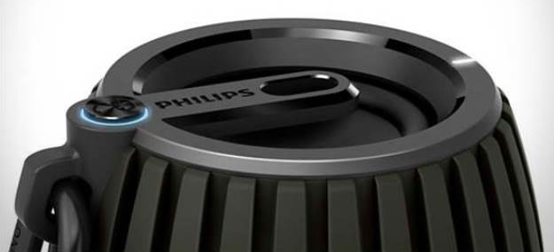 Philips introduces Bluetooth-enabled portable speaker, the Soundshooter!