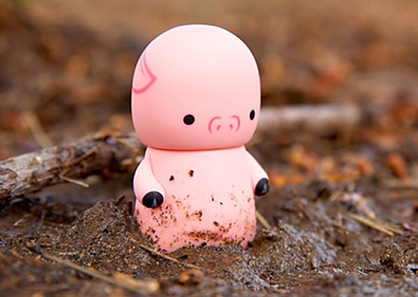 Deego Toys 8GB USB Pig: Adorably efficient