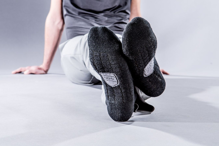 Atlas Socks: No more smelly uncomfortable socks to ruin your date
