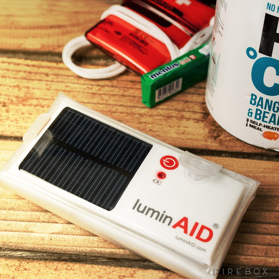The Luminaid Inflatable Light Bag