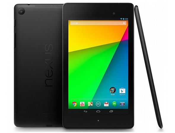 Google Nexus 7: The world's highest resolution tablet