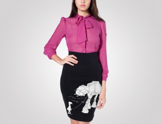 Star Wars AT-AT Pet Pencil Skirt