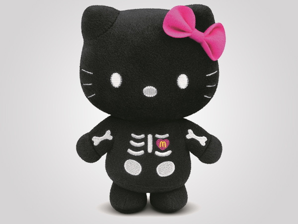 Scalpers make Profits by Selling Limited-edition Hello Kitty Toys at Marked up Prices