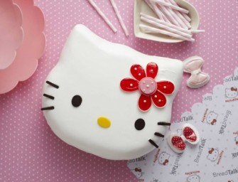 Delicious Hello Kitty Collection by Breadtalk