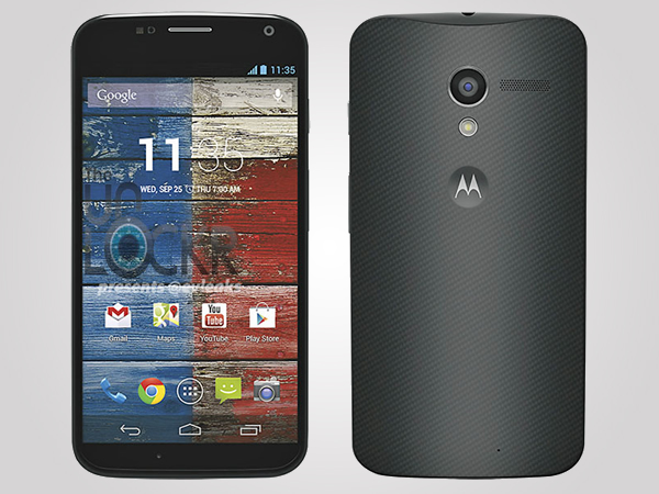 Google's New Moto X is finally here – the first look