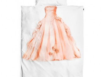 Rest like a royal with the Pretty Princess Duvet Cover