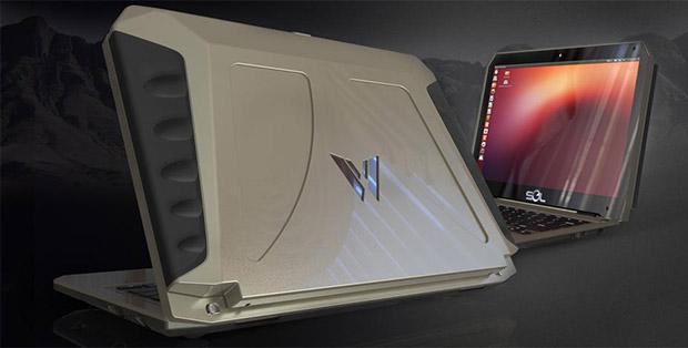Sol: The Ubuntu-running solar powered laptop