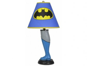 Uber Cool Batman Leg Lamp