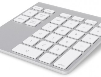 Belkin Numeric Keypad for your Mac's Incomplete Keyboard
