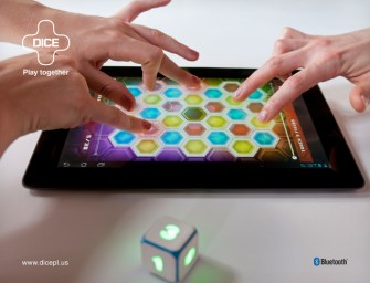 Bluetooth-powered Dice+ adds a real essence to digital gaming