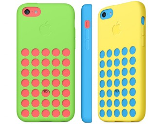 Apple launches the colourful iPhone 5C