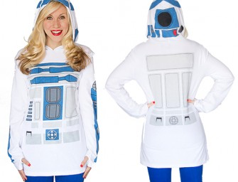 The R2D2 Tunic: Nerdy comfort at its best