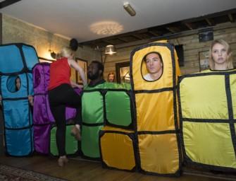Team Tetris: Live the game