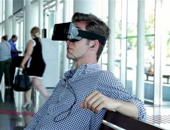 vrAse turns your Smartphone into a Virtual Reality Headset