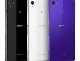 Sony launches the Xperia Z1: An enhanced camera experience