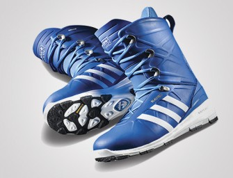 Adidas Blauvelt Snowboarding Boots for Stylish Winters