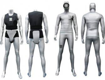 Yamamoto Corporation develops an anti-radiation wetsuit