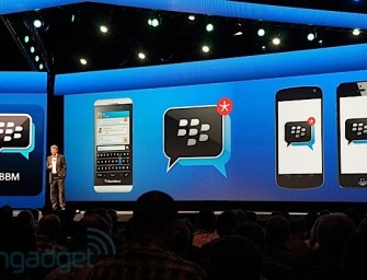 Blackberry saves its Day resumes BBM Rollout for Android and iOS