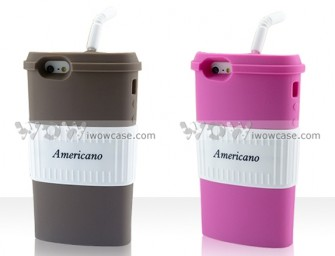 Coffee Cup iPhone Case is for Frappe Lovers!