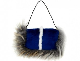 Fendi Mink Baguette is dedicated to Angry Birds!