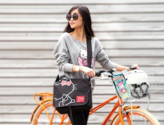Hello Kitty teams up with Manhattan Portage for adorable handbags