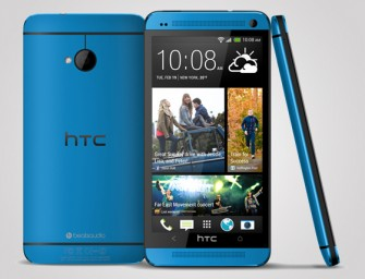 Galaxy S4 Mini and HTC One now available in Perky Pink and Bold Blue