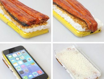 Does this iMeshi Japanese Food iPhone 5c Case tempt you?